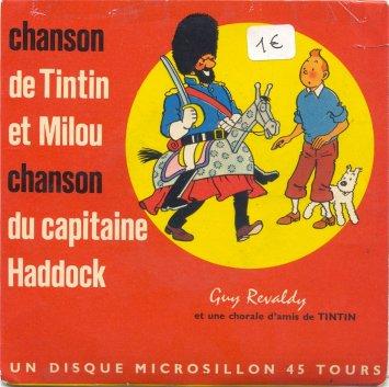 rencontre capitaine haddock tintin